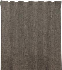 Vorhangschal Midnight 240 cm - Dark Grey