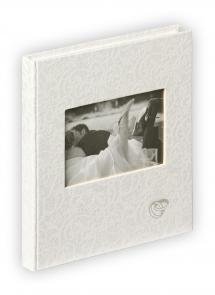 Music Gästebuch - 23x25 cm (144 weiße Seiten / 72 Blatt)