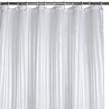 Duschvorhang - Weiß 180x200 cm