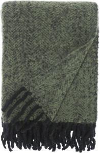 Plaid Kim - Grün 130x170 cm