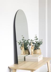 KAILA Spiegel Cut Oval 70x100 cm