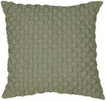 Kissenbezug Bubbel - Grün 50x50 cm