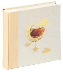 Baby Memo Bambini Babyalbum Creme - 200 Bilder 10x15 cm
