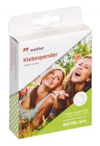 Walther Taperunner - Fotoklebeband - 650 Stk.