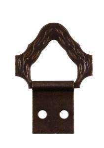 Bilderöse Barock Bronze Small - 5er-Pack