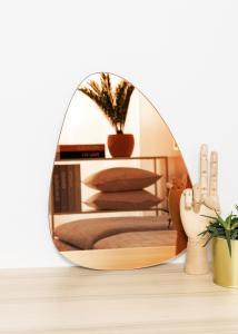 KAILA Spiegel Shape I Rose Gold 30x40 cm