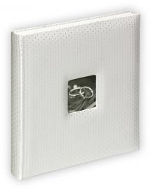 Glamour Album - 34x33 cm (60 weiße Seiten / 30 Blatt)