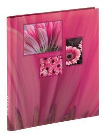 Singo Album selbstklebend Rosa (20 weiße Seiten / 10 Blatt)