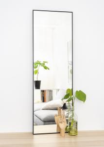 Spiegel Narrow Schwarz 40x120 cm
