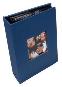 Fun Album Blau - 100 Bilder 10x15 cm