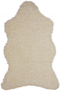 Kunstfell Ludde - Offwhite 60x110 cm