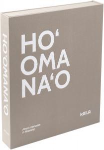 KAILA HO'OMANA'O - Coffee Table Photo Album (60 Schwarze seiten / 30 blatt)