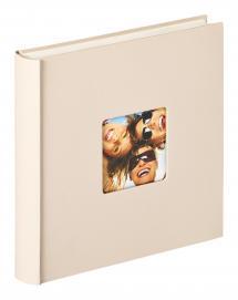 Fun Album Sand - 30x30 cm (100 weiße Seiten / 50 Blatt)