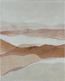 Wandbehang Dunes - Beige 100x127 cm