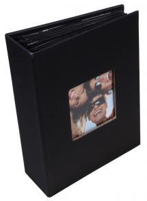 Fun Album Schwarz - 100 Bilder 10x15 cm