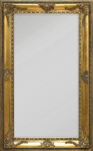 Spiegel Palermo Gold 66x126 cm