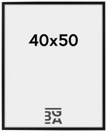 Rahmen Edsbyn Acrylglas Schwarz 40x50 cm