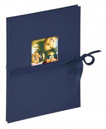 Fun Leporello Blau - 12 Bilder 15x20 cm