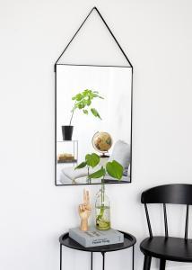 Spiegel Naima Schwarz 51x 76 cm