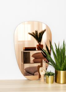 KAILA Spiegel Shape II Rose Gold 45x70 cm