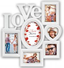 Badalona Collage-Rahmen - 5 Bilder
