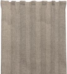 Vorhangschal Midnight 300 cm - Light Grey