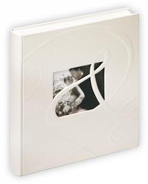 Ti Amo Album - 28x30,5 cm (60 weiße Seiten / 30 Blatt)