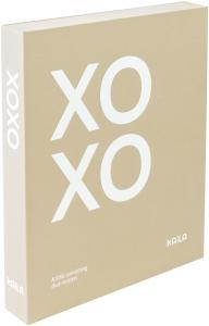 KAILA XOXO Nude - Coffee Table Photo Album (60 Svarta Sidor / 30 Blad)
