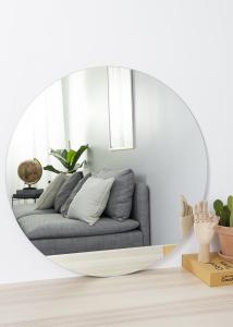 KAILA - Runder Spiegel 80 cm Ø