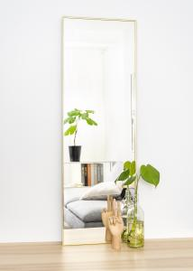 Spiegel Narrow Gold 40x120 cm