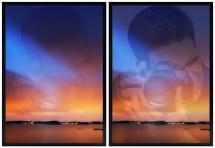 Maßgefertigtes reflexfreies Glas - UltraVue UV70
