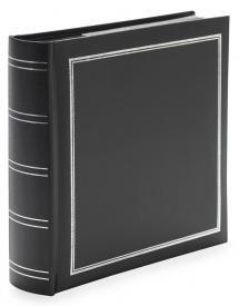 Black Line Super Fotoalbum - 200 Bilder 11x15 cm