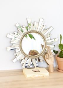 Spiegel Sol 50x50 cm