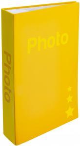ZEP Fotoalbum Gelb - 402 Bilder 11x15 cm