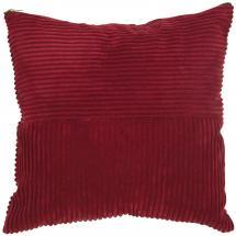 Kissenbezug Isac - Rot 50x50 cm