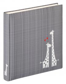 Little Darling Album - 28x30,5 cm (50 weiße Seiten / 25 Blatt)