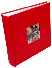 Fun Album Rot - 200 Bilder 10x15 cm