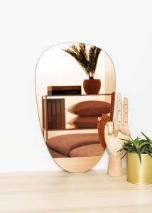 KAILA Spiegel Shape II Rose Gold 25x40 cm