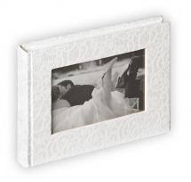 Music Album - 22x16 cm (40 weiße Seiten / 20 Blatt)