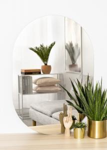 KAILA Spiegel Oval 70x100 cm