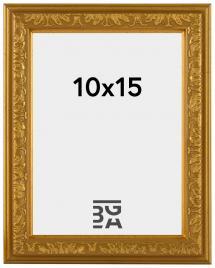 Rahmen Nostalgia Gold 10x15 cm