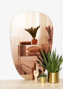 KAILA Spiegel Shape II Rose Gold 64x100 cm