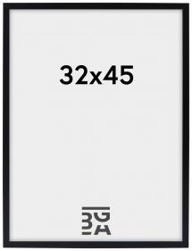 Rahmen Edsbyn Acrylglas Schwarz 32x45 cm