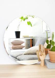 KAILA Runder Spiegel Deluxe 60 cm Ø