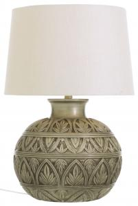 Tischlampe Romeo Groß - Silber