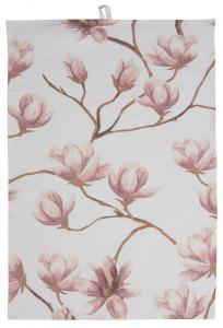 Geschirrtuch Magnolia - Rosa