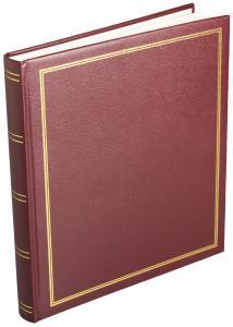 Diamant Album Selbstklebend Rote 29x32 cm (40 seiten)
