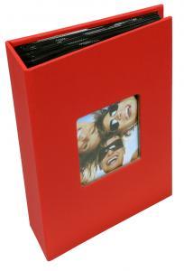 Fun Album Rot - 100 Bilder 10x15 cm