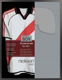 Rahmen Nielsen Frame Box II Schwarz 60x80 cm