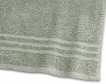 Handtuch Basic Frottee - Grün 50x70 cm